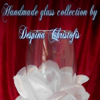 HANDMADE GLASS COLLECTIONS BY DESPINA CHRISTOFIS - ΚΑΛΥΜΝΟΣ